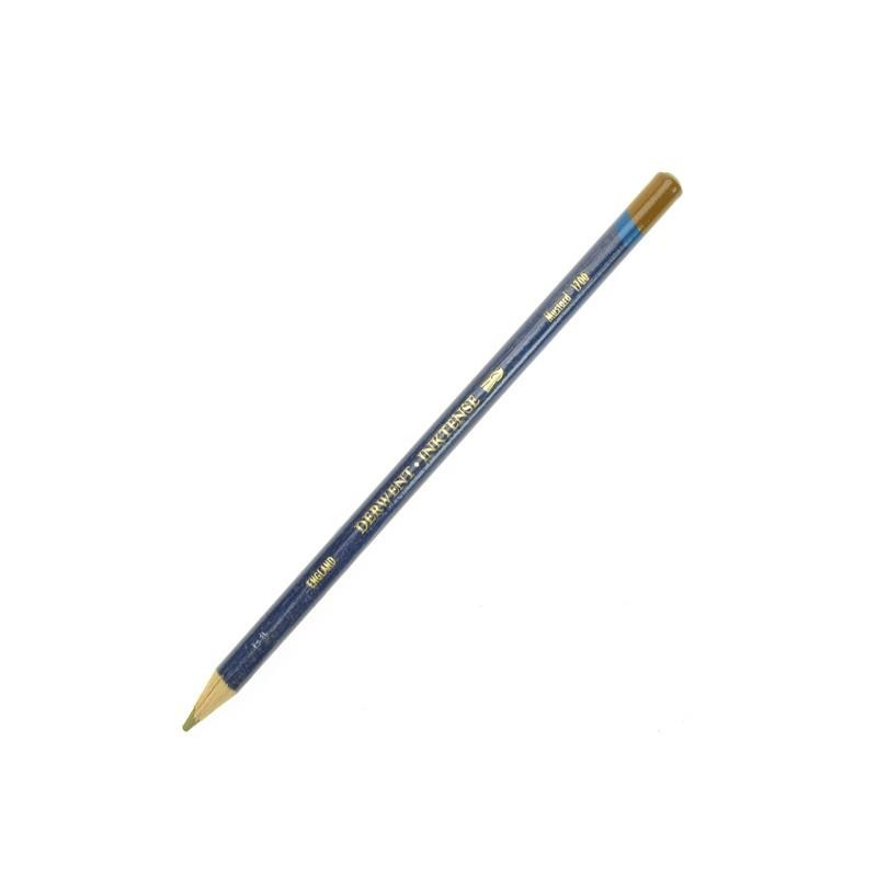 Derwent Inktense Mustard Watercolour Pencil