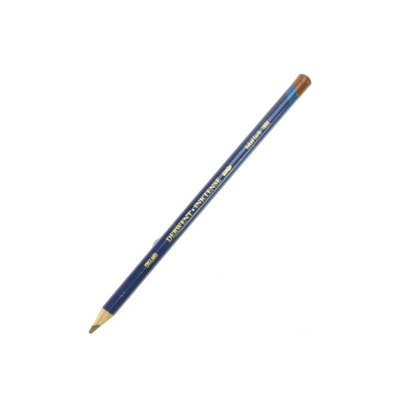 Derwent Inktense Baked Earth Watercolour Pencil