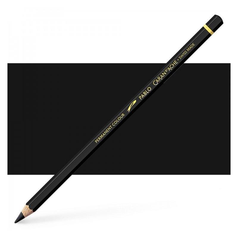 Caran d'Ache Pablo Black Pencil