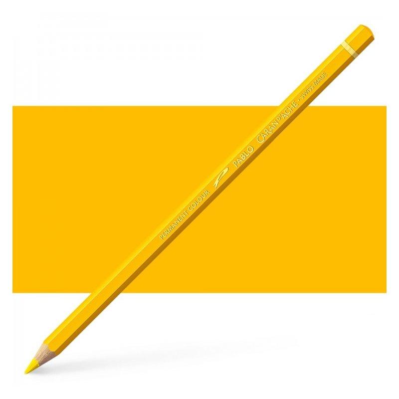 Caran d'Ache Pablo Yellow Pencil