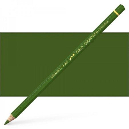 Caran d'Ache Pablo Olive Grey Pencil