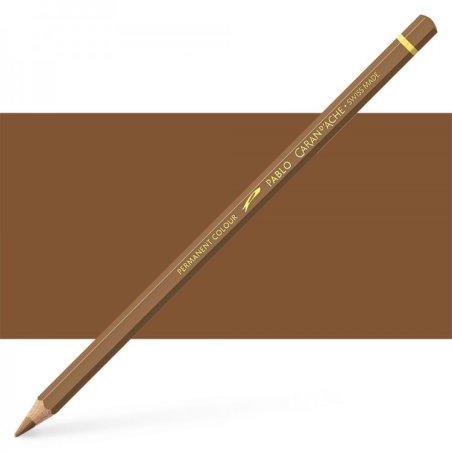 Caran d'Ache Pablo Brown Ochre Pencil