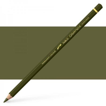 Caran d'Ache Pablo Olive Brown Pencil