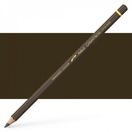 Caran d'Ache Pablo Raw Umber Pencil