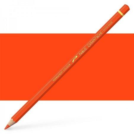 Caran d'Ache Pablo Flame Red Pencil