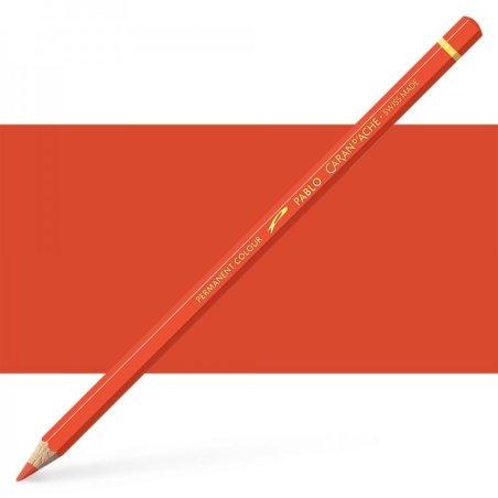Caran d'Ache Pablo English Red Pencil