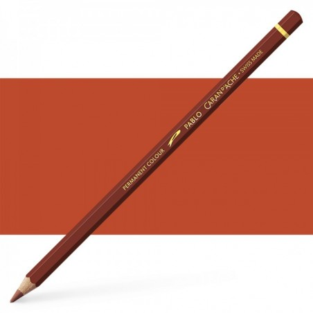 Caran d'Ache Pablo Burnt Siena Pencil