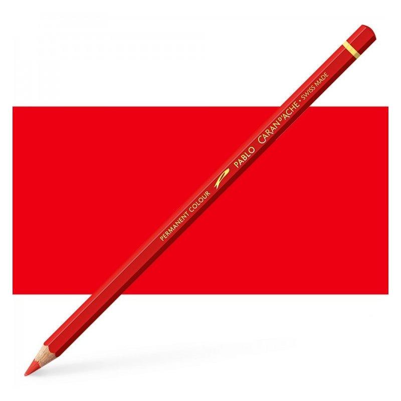 Caran d'Ache Pablo Scarlet Pencil