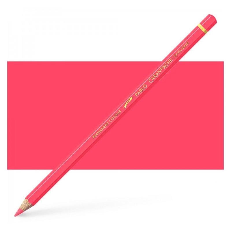 Caran d'Ache Pablo Rose Pink Pencil
