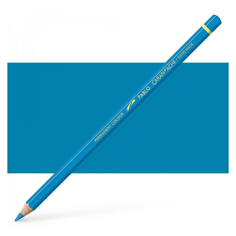 Caran d'Ache Pablo Pastel Blue Pencil