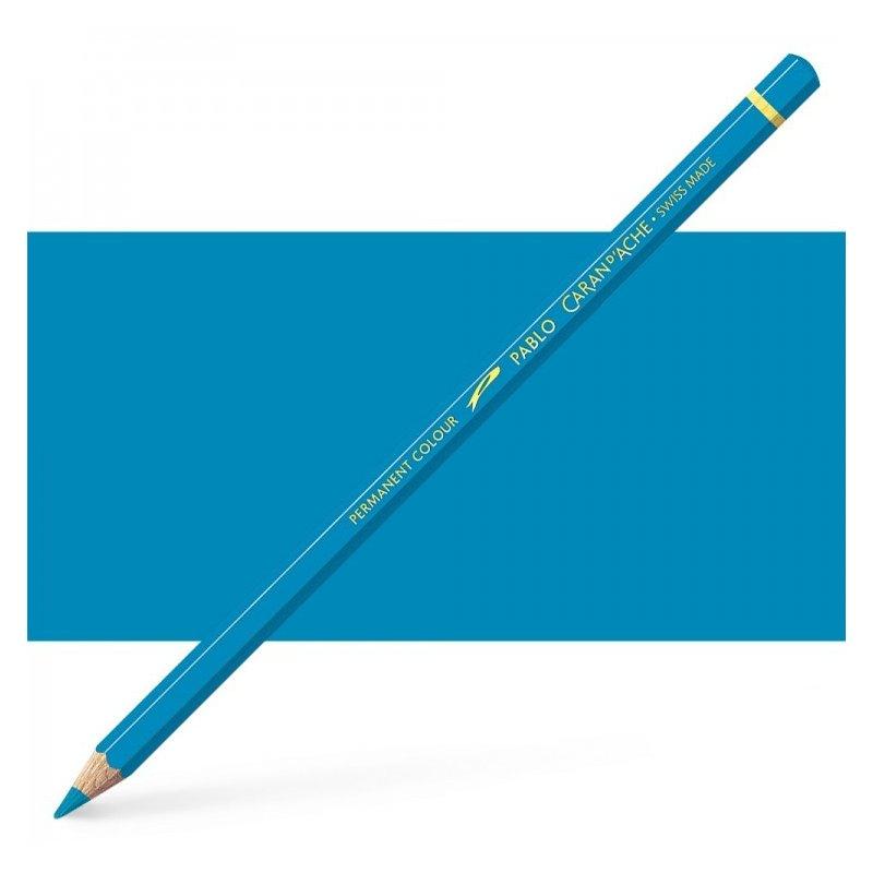 Caran d'Ache Pablo Azurite Blue Pencil