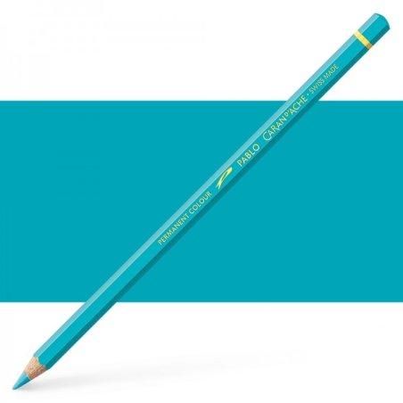Caran d'Ache Pablo Turquoise Blue Pencil