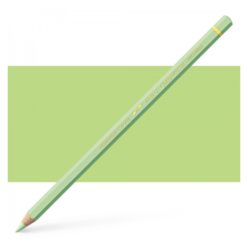 Caran d'Ache Pablo Light Green Pencil