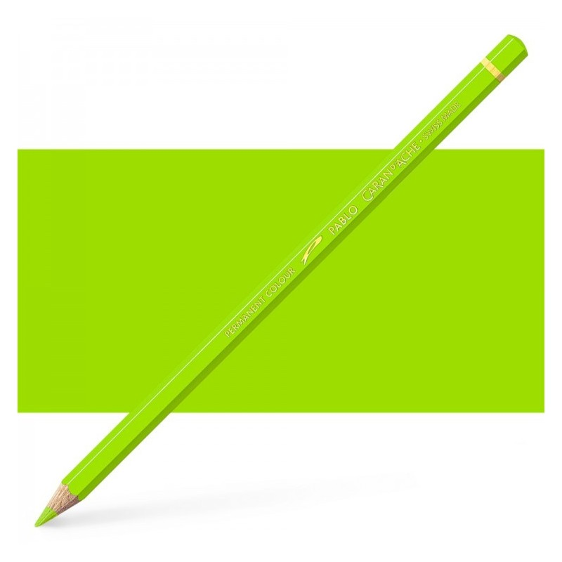 Caran d'Ache Pablo Lime Green Pencil