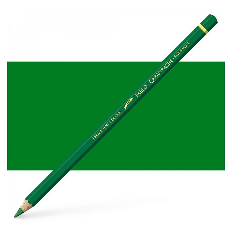 Caran d'Ache Pablo Spruce Green Pencil