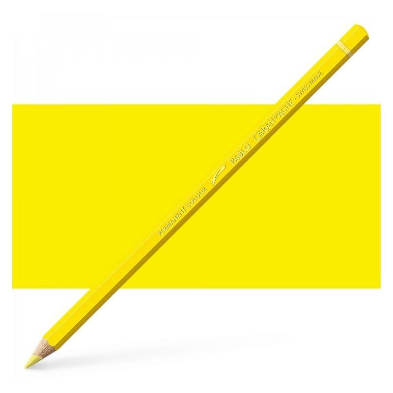 Caran d'Ache Pablo Lemon Yellow Pencil