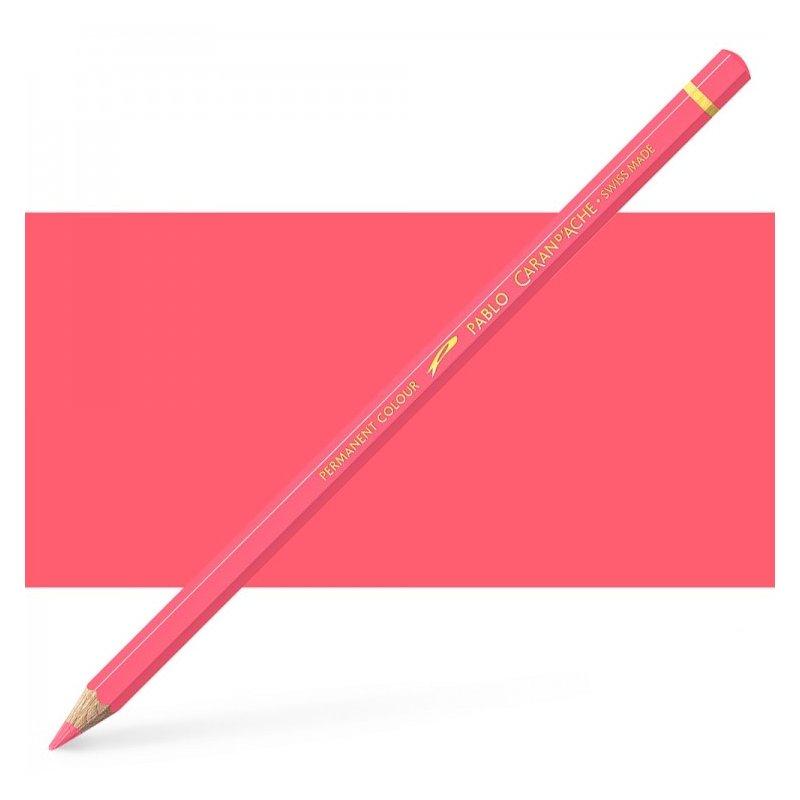 Caran d'Ache Pablo Raspberry Red Pencil