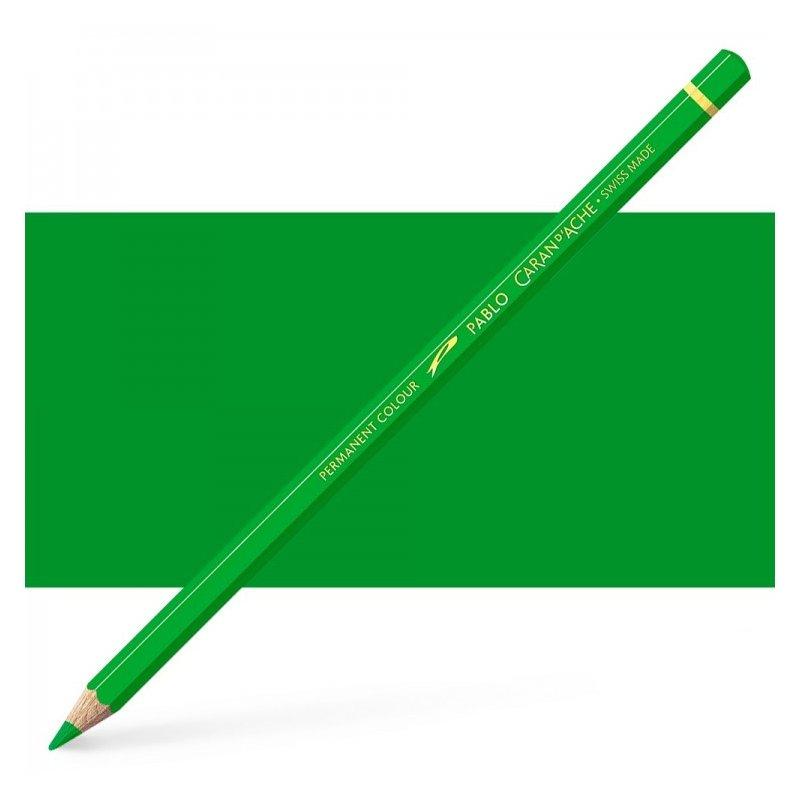 Caran d'Ache Pablo Peacock Green Pencil
