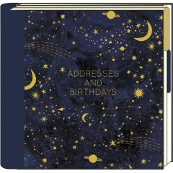 Constellations Address Book