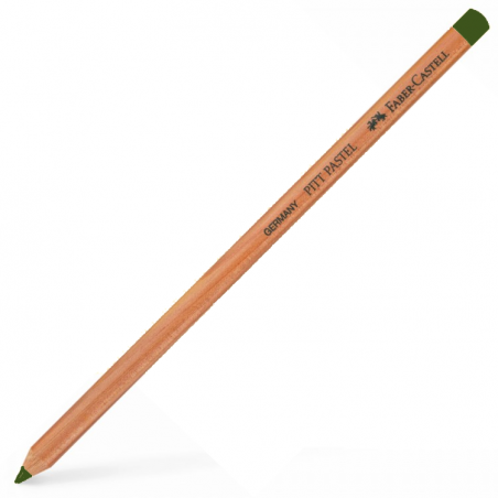 Olive Green Yellow Pitt Pastel Pencils