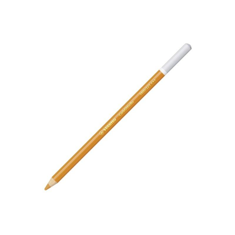 Stabilo Carbothello Chalk-Pastel Orange Coloured Pencil