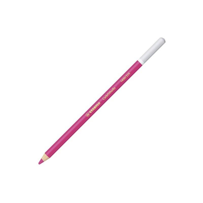 Stabilo Carbothello Chalk-Pastel Magenta Coloured Pencil