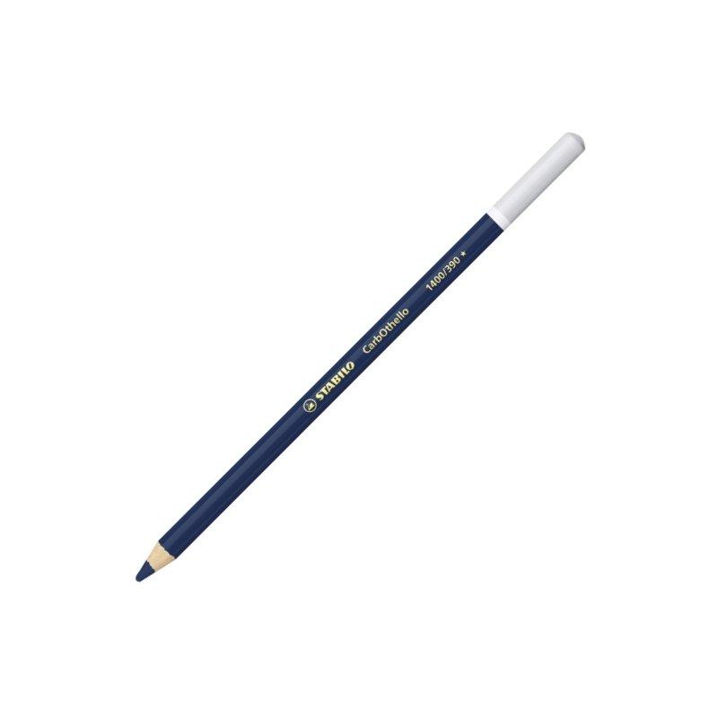 Stabilo Carbothello Chalk-Pastel Prussian Blue Coloured Pencil