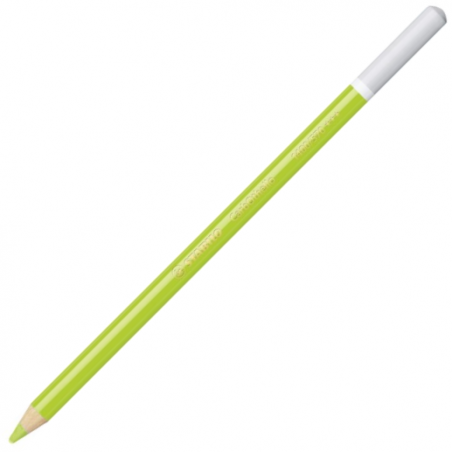 Stabilo Carbothello Chalk-Pastel Mid Leaf Green Coloured Pencil