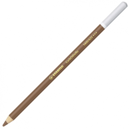 Stabilo Carbothello Chalk-Pastel Burnt Umber Coloured Pencil