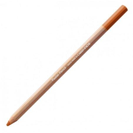Caran D'Ache Professional Artists Pastel Pencils - Medium russet