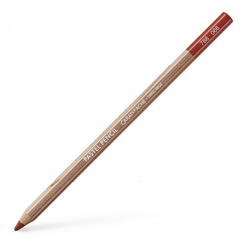 Caran D'Ache Professional Artists Pastel Pencils - Raw Russet