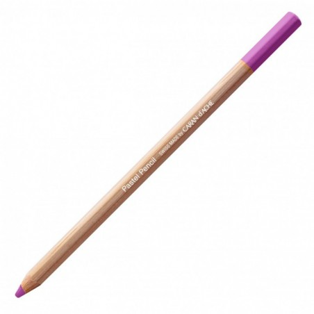 Caran D'Ache Professional Artists Pastel Pencils - Purplish Red