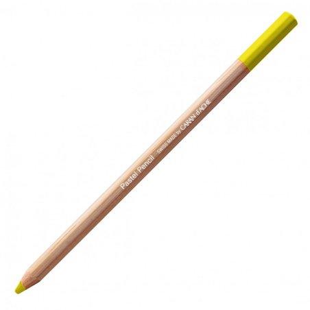 Caran D'Ache Professional Artists Pastel Pencils - Light cadmium yellow
