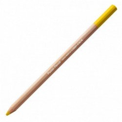 Caran D'Ache Professional Artists Pastel Pencils - Gold Cadmium Yellow