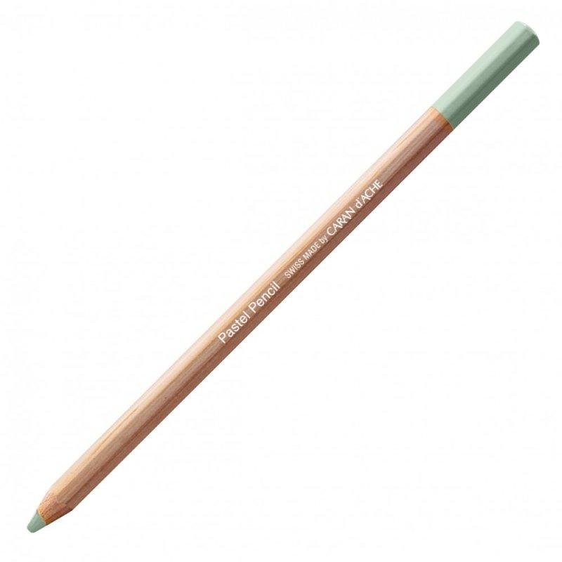 Caran D'Ache Professional Artists Pastel Pencils - Earth green