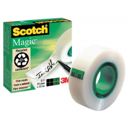 Scotch Magic 810 Office tape - 19 mm x 33 m