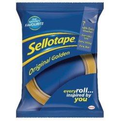 Sellotape Original Golden - Office tape