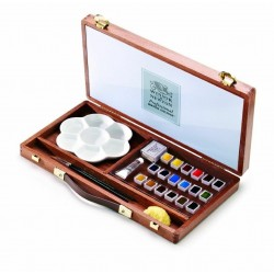 Winsor & Newton Artists' Watercolour Piccadilly Box