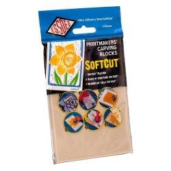 Essdee Softcut Hanging Printing Block 2 Pack