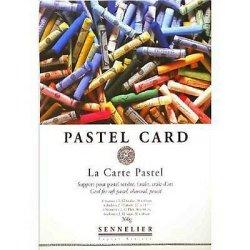 Sennelier La Carte Pastel Card Pad 360gsm