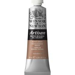 Winsor & Newton Artisan Oil Colour 37ml tube - Burnt Umber
