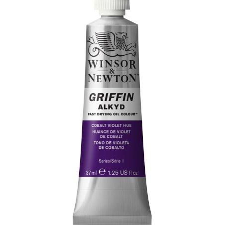 Winsor & Newton Griffin Alkyd Oil Colour Paint 37ml - Cobalt Violet Hue
