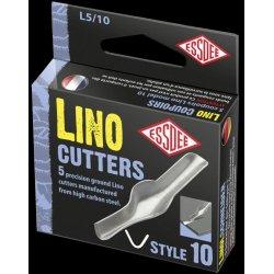 Essdee Lino Cutter No. 10 Pack of 5