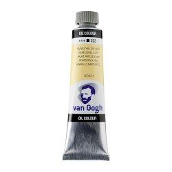 Van Gogh Oil Color 40ml tube - Naples Yellow Lightt.