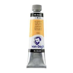 Van Gogh Oil Color 40ml tube - Azo Yellow Deep