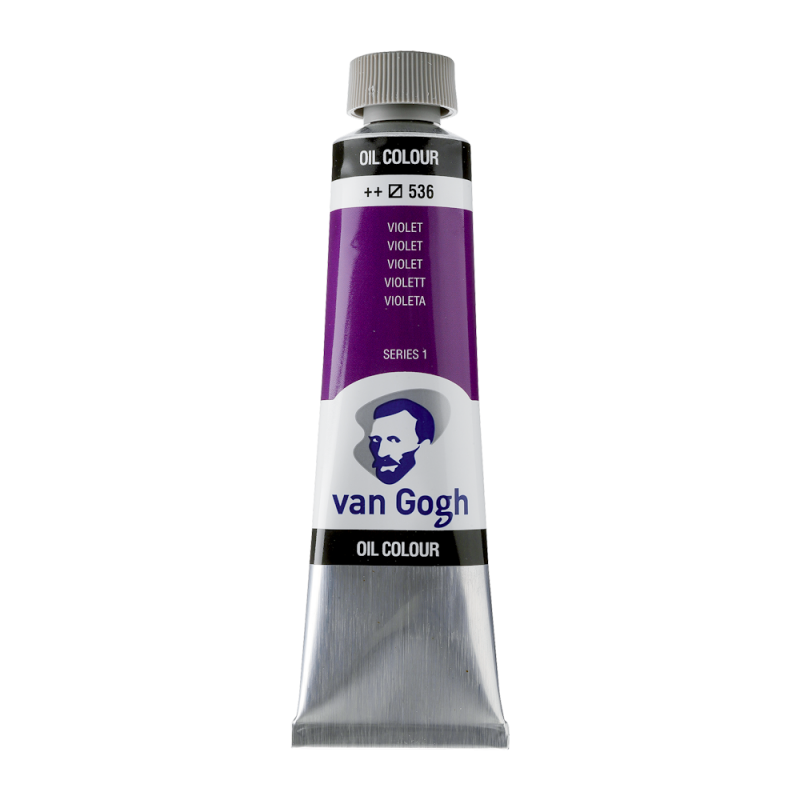 Van Gogh Oil Color 40ml tube - Violet