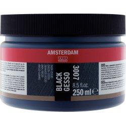 Amsterdam AAC Gesso 250ml - Black