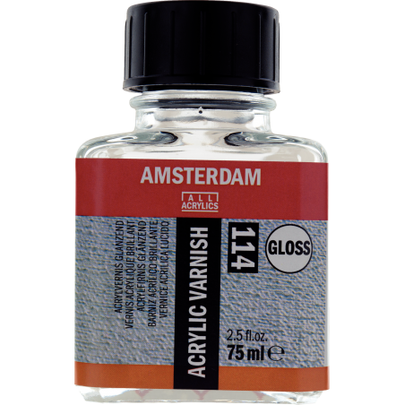 Amsterdam Acrylic Varnish Gloss - 75ml