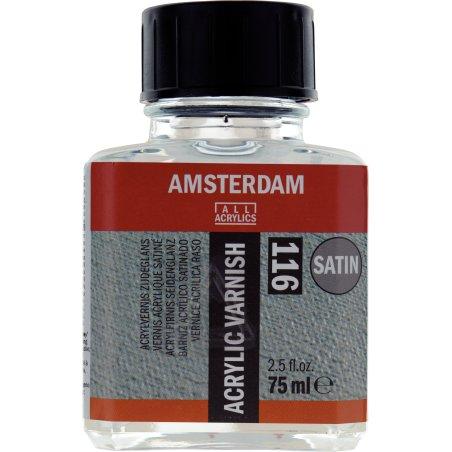 Amsterdam Acrylic Varnish Satin - 75ml