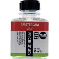 Amsterdam Acrylic Medium Matt 117 - 75ml